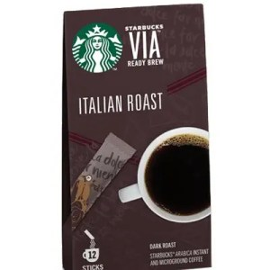 Starbucks  Italian Roast  Ready brew 25g