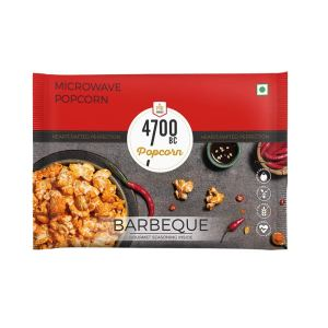 4700Bc Microwave Popcorn Barbeque 92g