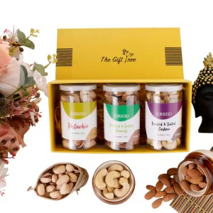 Cocktail Nuts Combo Hamper