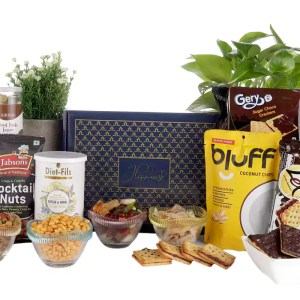 Dry Fruit and  Crackers hampers