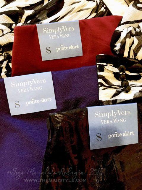 Simply Vera by Vera Wang Skirts