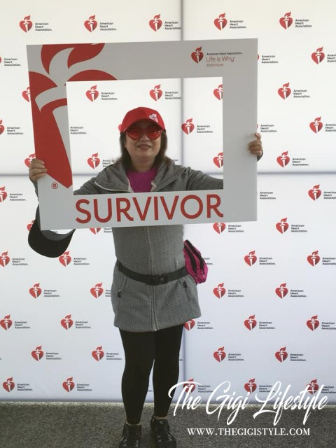 I am a Heart Disease Survivor