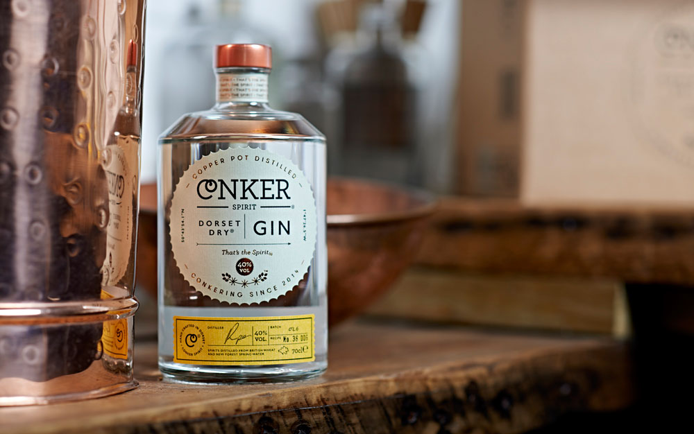 Conker Spirit – Dorset Dry Gin