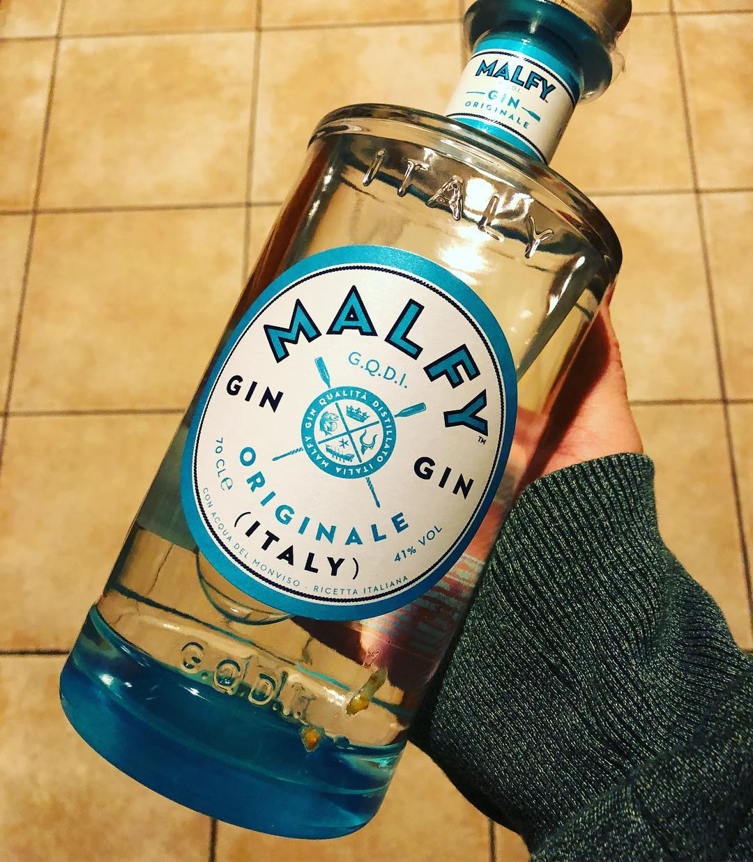 Malfy Originale – First Impressions