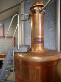 The gin still in all its glory - Pretty Betty