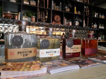 The full Prohibition Range - www.thegin.blog