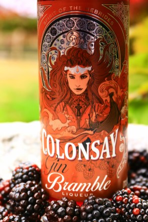 Colonsay Gin - Bramble (1)