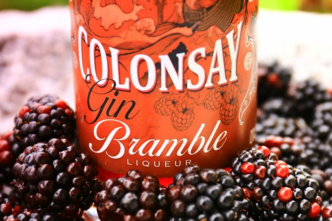 Colonsay Gin - Bramble (2)