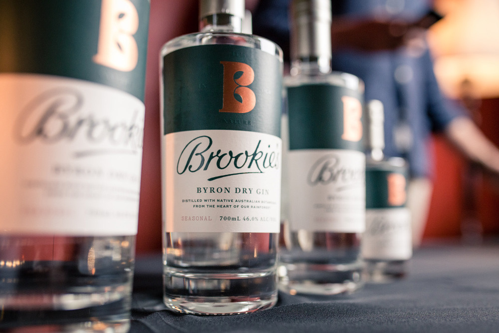 Brookie's Byron Dry Gin – Cape Byron Distillery