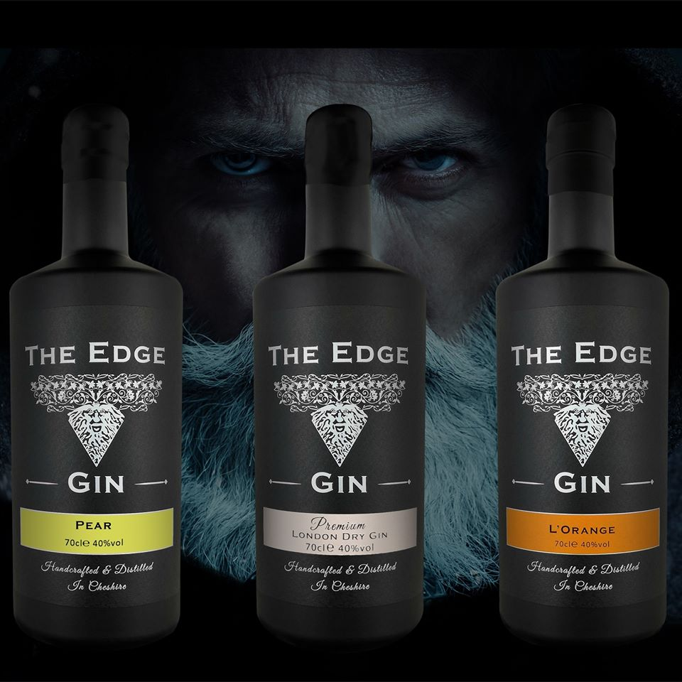 The Edge gin – Inspired by Legend