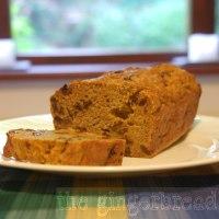 Sugar-free carrot loaf