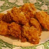 Quick Chicken Nuggets