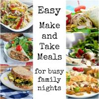 "Easy ""Make and Take"" Meals"