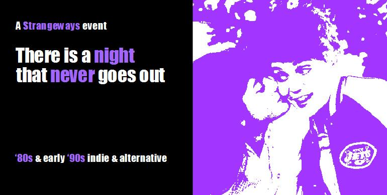 There is a Night that Never Goes Out…..