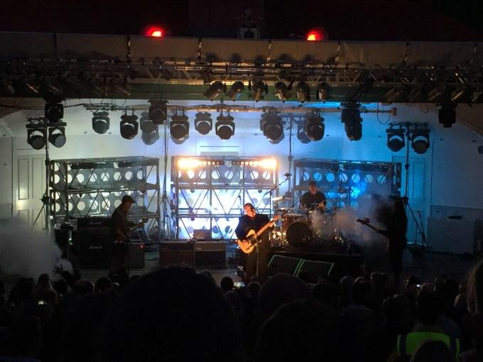 Pixies triumphant return to Glasgow