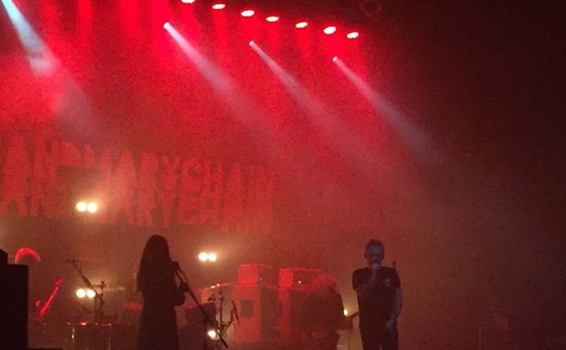 The Jesus & Mary Chain – Damage & Joy Tour – Glasgow