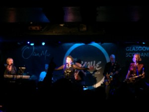 Hazel O'Connor live