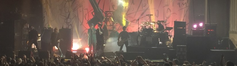 Marilyn Manson – Heaven Upside Down tour – Glasgow O2 Academy – 5th December 2017