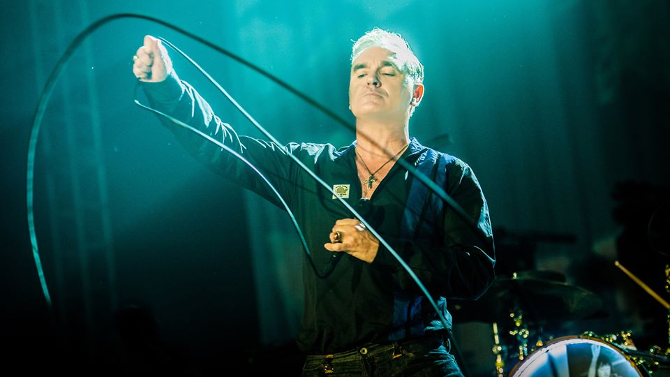 Morrissey and Me