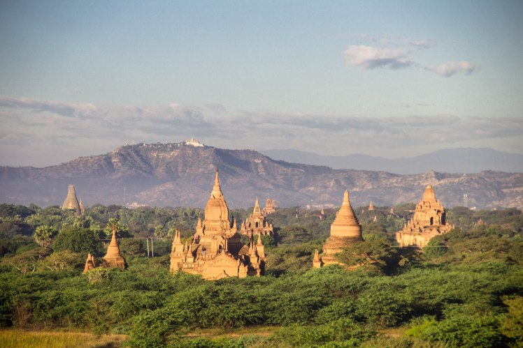 Bagan sunrise-69
