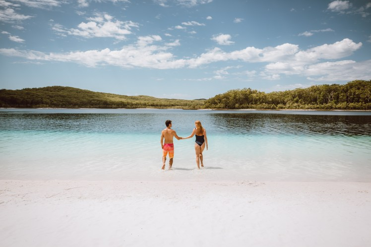 Fraser island 2