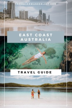 2 week east coast australia itinerary. A travel guide sharing top tips on best things to do from Byron Bay to Fraser Island via the Gold Coast and Sunshine Coast.