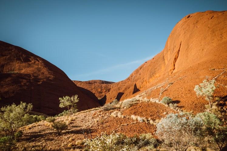 Kata Tjuata Uluru