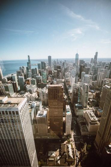 observation deck Chicago