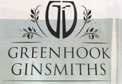 Greenhook Ginsmiths Logo