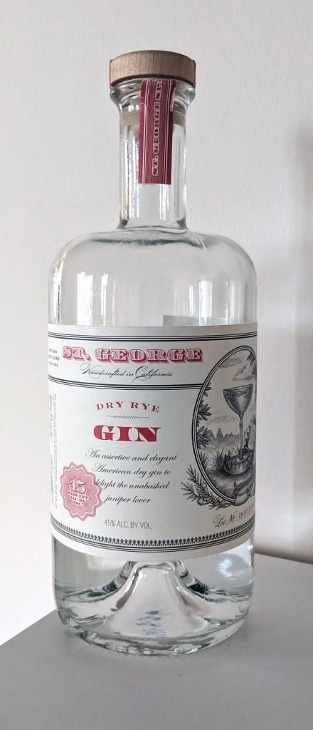 Dry Rye Gin