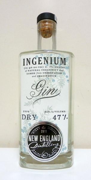 Ingenium Bottle of Gin