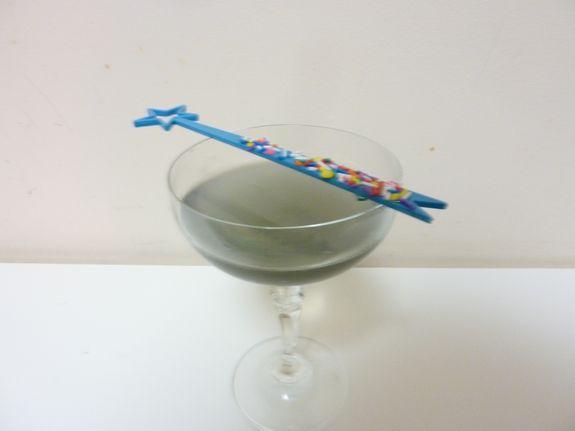 Halja Cocktail w/ garnish