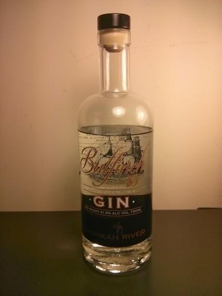 Bulfinch 83 Gin