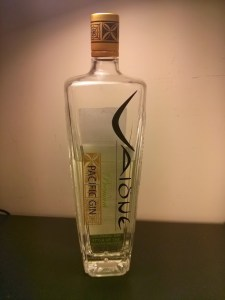 vaione gin bottle