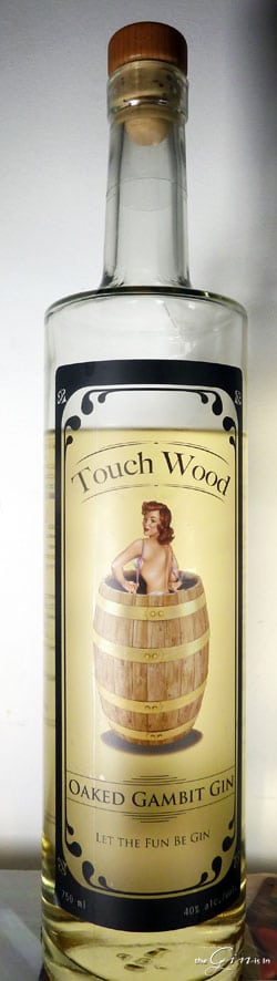 Touch Wood Oaked Gambit Gin