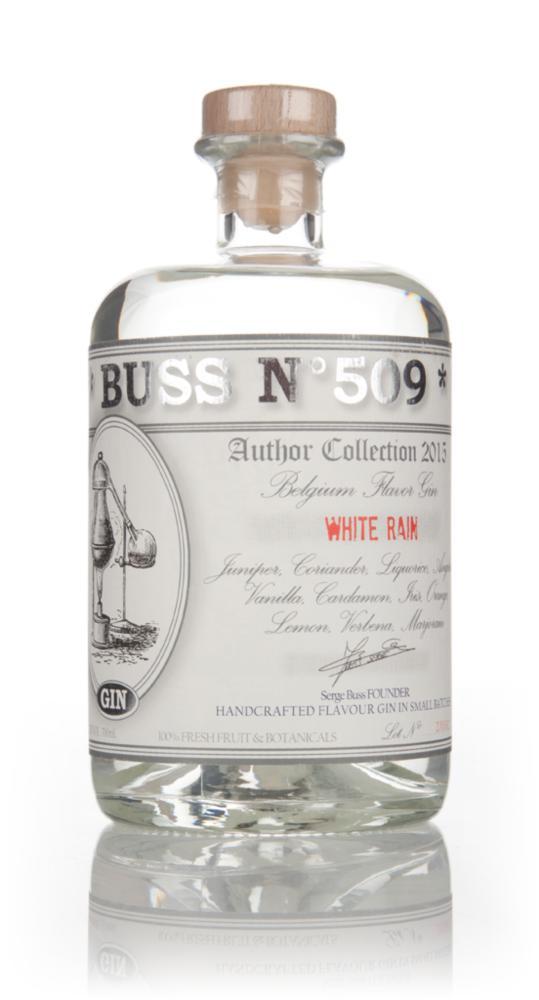 Buss No. 509 White Rain Gin