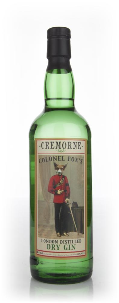Colonel Fox's Gin