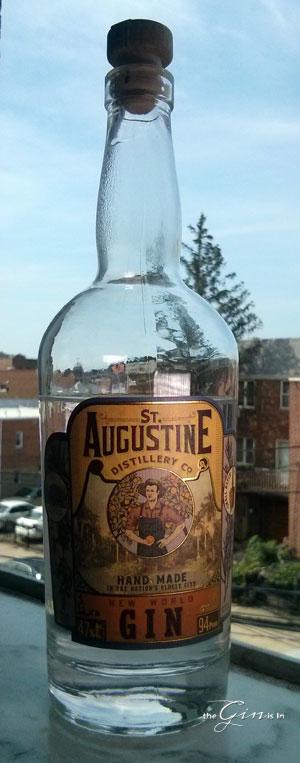 St. Augustine New World Gin