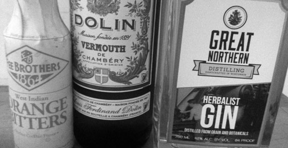 Herbalist-Martini