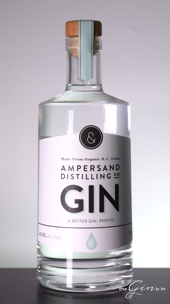 Ampersand Distilling Co. Gin