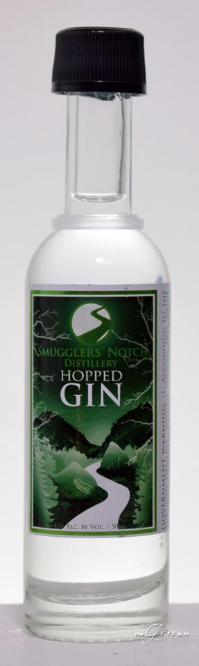 Smugglers' Notch Hopped Gin