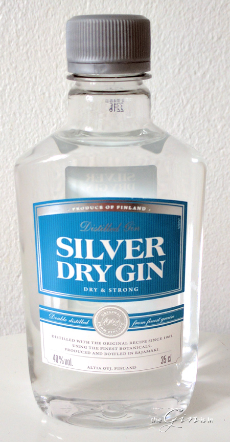 Silver Dry Gin