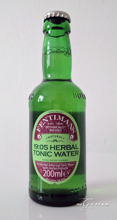 Fentimans 1905 Herbal Tonic Water
