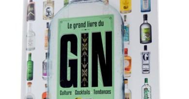 Announcing! Le grand livre du Gin!