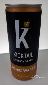 Kicktail Tonic Water