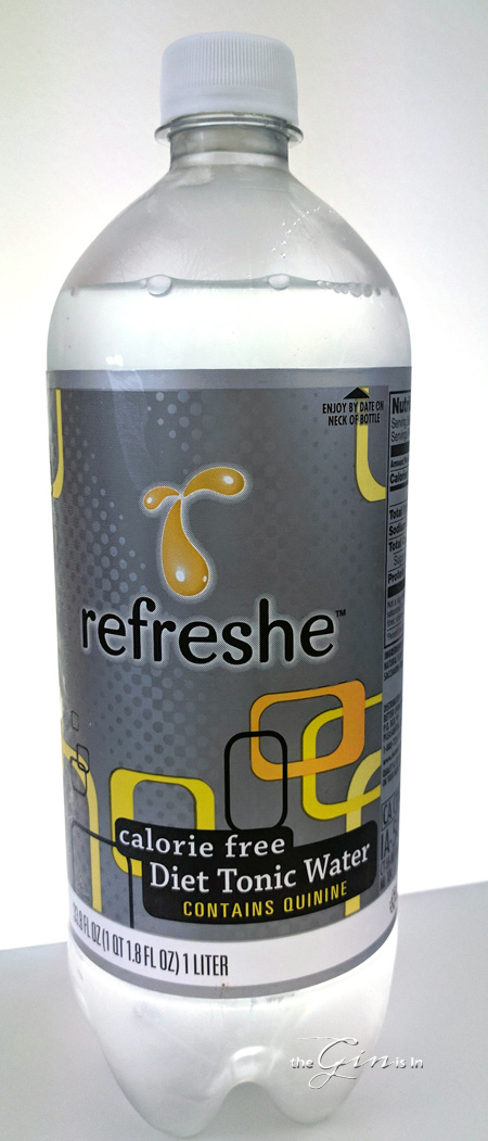 Refreshe Diet Tonic Water