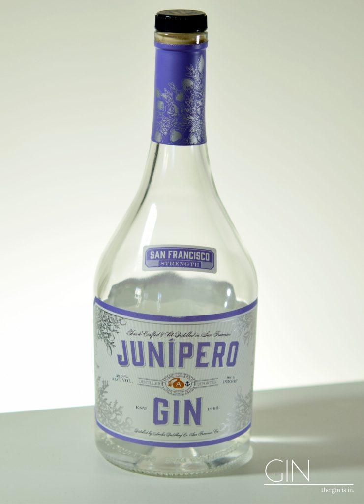 Anchor Distilling Co. make Junipero Gin