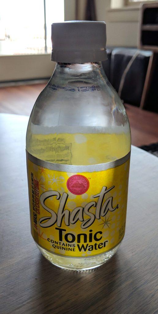 Shasta Tonic Water