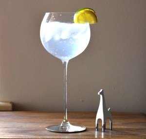 The Evans, or Evans Gin and Tonic