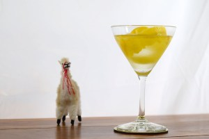 Horse Thief Cocktail